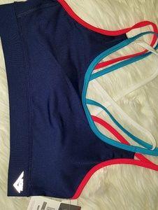 New with tags Pony sports bra medium
